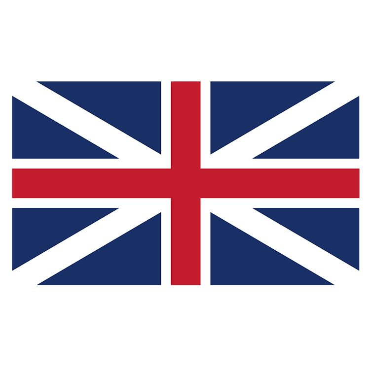 Bandiera great Britain